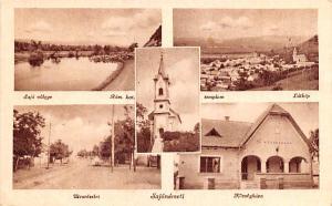 Sajonemeti Republic of Hungary Sajo volgye, Templom Sajonemeti Sajo volgye, T...