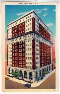 Hotel Utica NY
