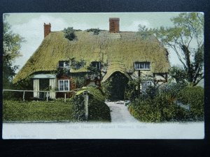 Hampshire MINESTEAD Cottage Homes of England c1905 Postcard by F.G. Stuart