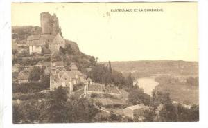 Castelnaud et La Dordogne, Bergerac, France, 1900-1910s