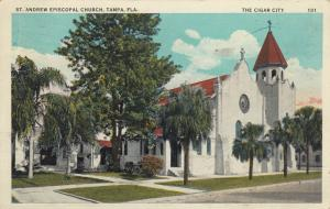 Tampa , Florida , 1938 ; St Andrew Episcopal Church