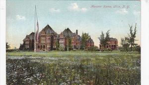 Exterior,  Masonic Home,  Utica,  New York,  00-10s