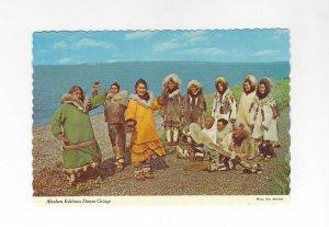 Vtg 60's/70's Alaskan Eskimo Dance Group Continental - Alaska Joe P...