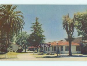 Unused 1950's ALAMEDA MOTEL San Jose California CA u1573-22