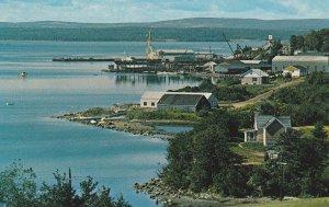 PICTOU , Nova Scotia , Canada , 50-60s; Waterfront