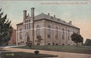 GUELPH, Ontario, Canada, 00-10s; Gymnasium Building,O.A.C.