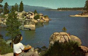 California San Bernardino Mountains Big Bear Lake