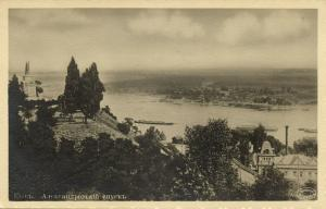 ukraine russia, KIEV KYIV, Montée d'Alexandre (1920s) RPPC