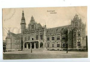 138269 Netherlands GRONINGEN University Universiteit Vintage