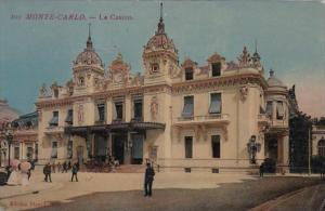 Monaco Monte Carlo Le Casino