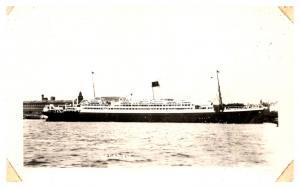 S.S. Megantic, White Star Line ,  RPC