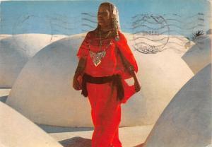 BG9440 tunisia dancer danseuse types folklore