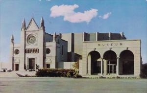 California Glendale The Hall Of The Crucifixion And Museum 1967