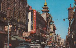 Grant - Chinatown , San Francisco , California , 50-60s