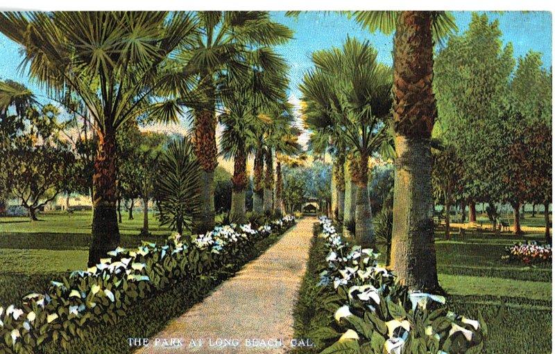 The Park at Long Beach, California