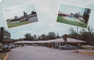 WILLIAMSTON , North Carolina , 1950-60s ; Breezewood Motel & Restaurant