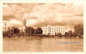 Alaskan Hospital and Church
