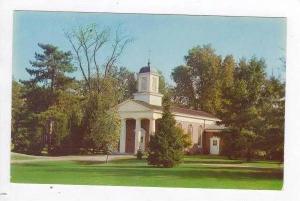 Hanover College Memorial Chapel, Hanover, Indiana, 1940-60s