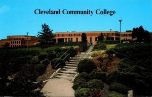 North Carolina Charlotte Cleveland Community College 1997