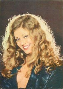 Actress ACIM Romania Postcard Ana Szeles