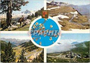 Postcard Modern Valls Andorra Andorra Bonice Aspectes