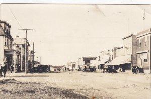 RP: TISDALE , Saskatchewan , Canada , 1900-10s ; Main Street