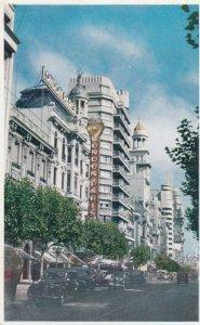 MONTEVIDEO , Uruguay , 50-60s ; Avenida 18 de Julia