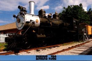 Casey's Famous Engine No 382 Casey Jones Village Jackson Tennessee