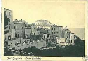 0259 CARTOLINA d'Epoca: RODI GARGANICO  - FOGGIA
