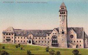 JERUSALEM , Israel , 00-10s ; Augusta-Victoria-Stift auf dem Oelberg