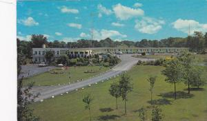 Long Beach Motor Court , BROCKVILLE , Ontario , Canada , PU-1963