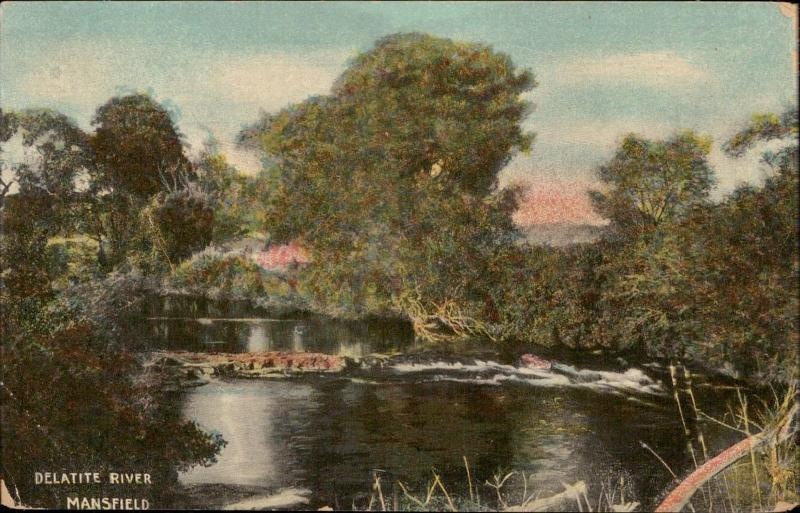 Delatite River Mansfield
