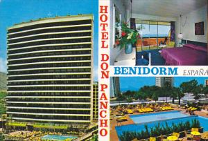 Hotel Don Pancho Benidorm Alicante Spain