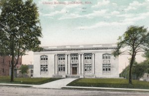 Library : JACKSON , Michigan , 00-10s
