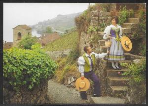 Switzerland, Vaud, Fete des Vignerons - Vivey 1977, unused