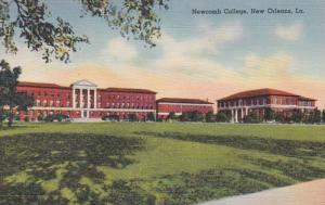 Louisiana New Orleans Newcomb College Curteich