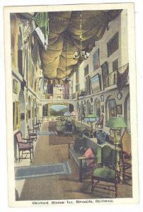 Interior, Glenwood Mission Inn, Riverside,  California, 00-10s