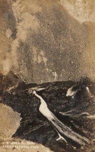 RP:  Kilauea Volcano , Hawaii National Park ,  Hawaii , 1910-20s