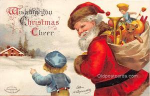 Holiday Postcards International Art Publishing Co. 1908