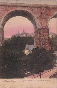 Luxemburg Dominikanerkirche Nordbahnviaduct