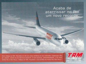 TAM Airbus Airplane , 1990s