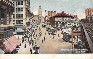 12400   New York City 1908   Herald Square