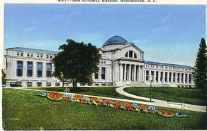 DC - Washington, The National Museum