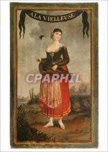 Modern Postcard Paris Musee National Popular Arts and Traditions exhibition T...