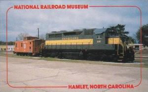 North Carolina Hamlet National Railroad Museum