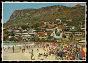 Vacation Venue - Sundrenched Fish Hoek Beach