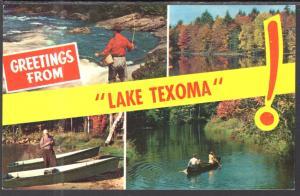 Greetings From Lake Texoma