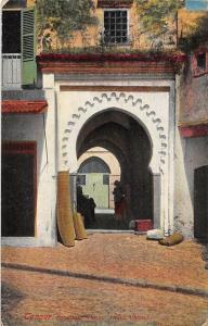 Morocco Tangier, Maroc Tanger Fondaque Turco Soco Chico