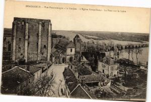 CPA BEAUGENCY - Vue paonramique (270586)
