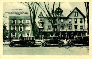 Canada - New Brunswick. Fredericton. The Windsor Hotel